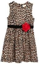 Kate Spade Toddler Girl's Leopard Print Dress