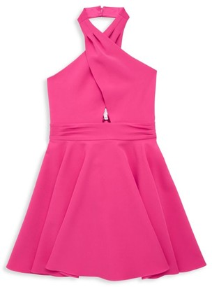 Milly Little Girl's & Girl's Cady Halter Dress