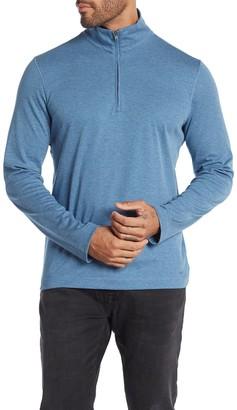 Michael Kors Interlock 1/4 Zip Pullover