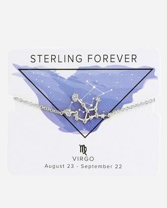 Express Sterling Forever 'When Stars Align' Virgo Constellation Bolo Bracelet