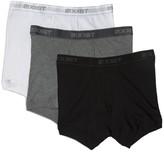 2xist Cotton Boxer Briefs - Pack of 3
