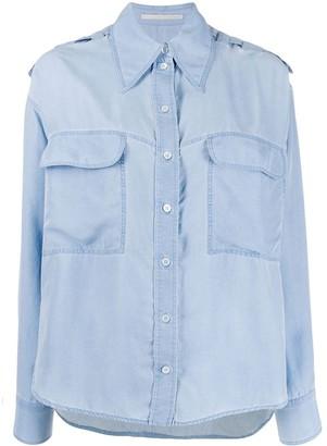 Stella McCartney Pocket Chambray Shirt
