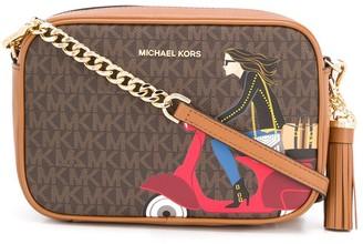 MICHAEL Michael Kors Ginny Jet Set Girls crossbody bag