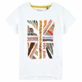 Pepe Jeans Girl's Ivy T-Shirt