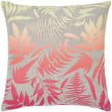 Clarissa Hulse Filix Coral Bed Cushion - 45x45cm