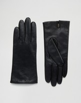Monki Leather Gloves