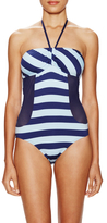 Splendid Rem Striped One Piece