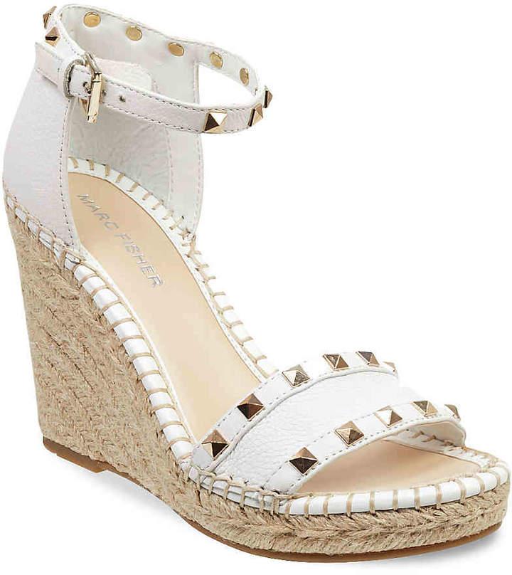 Marc Fisher Kegan Espadrille Wedge Sandal - Women's