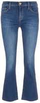 Current/Elliott 'The Kick' cropped flared jeans
