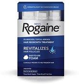 Rogaine Men's Foam, Three Month Supply