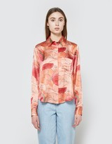 Veda Wilson Blouse in Bright Fruit