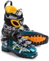 Scarpa Maestrale Alpine Touring Ski Boots - Dynafit Compatible (For Men)