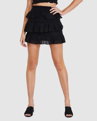 Subtitled Fredi Friday Frill Skirt