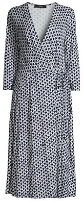 Max Mara Ramo Wrap Dress