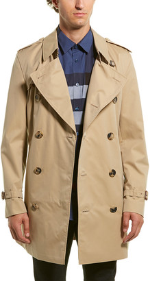 Burberry Short Wimbledon Trench Coat