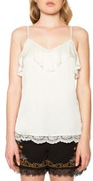 Willow & Clay Women's Ruffle Camisole