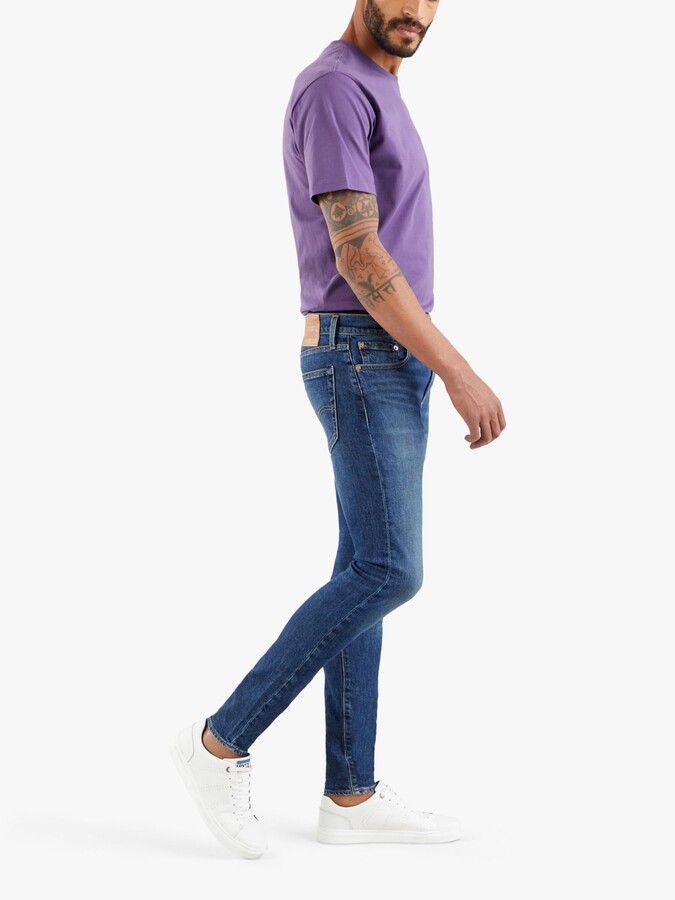 Thumbnail for your product : Levi's Skinny Stretch Denim Jeans