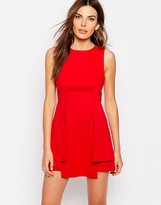 Finders Keepers Frame Mini Dress