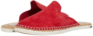 SeaVees Ocean Park Mule (Cherry) Women's Clog/Mule Shoes