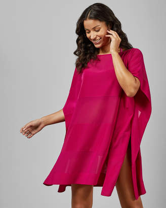 Ted Baker EVVE Square beach cover up