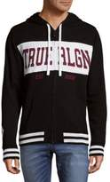 True Religion Cotton Hooded Jacket