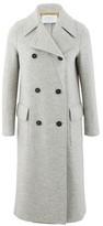 Harris Wharf London Military coat in boiled wool