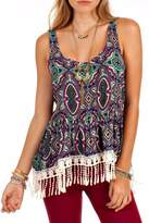 Others Follow Kaleidoscope Fringe Tank