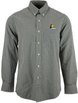 Antigua Men's Long-Sleeve Indiana Pacers Focus Shirt