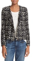 IRO Women's Tweed Jacket