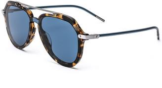 Dolce & Gabbana Unisex Dg4330f 22Mm Sunglasses