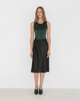 6397 Bias Cut Skirt