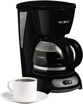 Mr. Coffee 4-Cup Coffee Maker