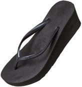 Havaianas Women's High Fashion Wedge Flip Flop 8117384