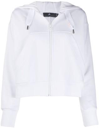 adidas by Stella McCartney Zip-Up Fleece Hoodie