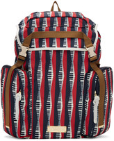 Undercover Red Piano Backpack