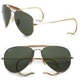 Outdoorsman Aviator Sunglasses