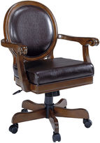 JCPenney Jennings Bonded Leather Adjustable Game Chair