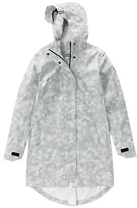 Canada Goose Salida Printed Waterproof Jacket