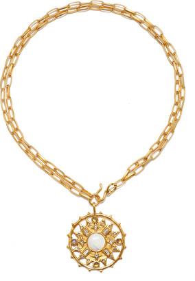 Sequin Large Convertible Pendant Necklace