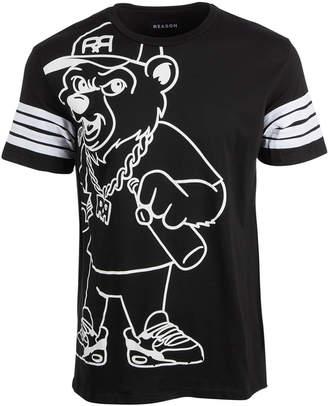 Reason Men Bear Graphic T-Shirt