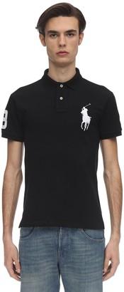 Polo Ralph Lauren Big Pony Cotton Piquet Polo Shirt