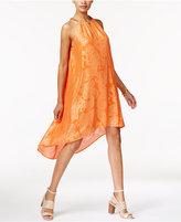 MICHAEL Michael Kors Samara High-Low Shift Dress