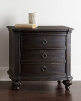 Alastair Two-Drawer Nightstand