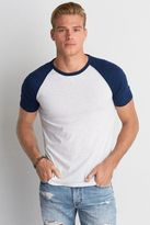 American Eagle Outfitters AE Raglan Crew T-Shirt
