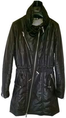 Hogan Black Coat for Women