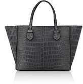 Moreau Women's Brégançon Crocodile Zip Tote Bag