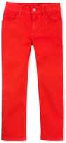 Petit Bateau Boys five-pocket colored denim pants