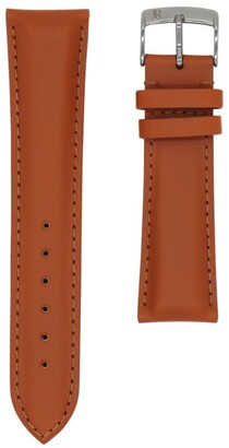 Jean Rousseau Vegetable-Tanned Leather 3.5 Watch Strap (19mm)