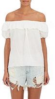 NSF Women's Moore Cotton Off-The-Shoulder Blouse