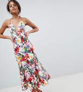 Drop Waist Pleated Dress - ShopStyle UK
